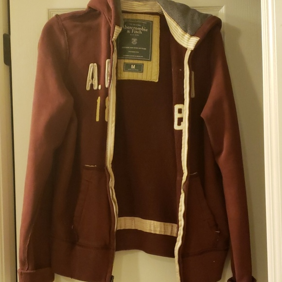 Abercrombie & Fitch Other - Abercrombie & Fitch mens full zip sweatshirt